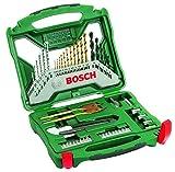 Bosch X50Ti 50 Piece Drill Bit Set