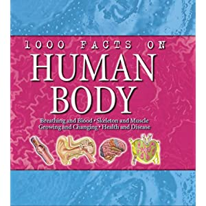 1000 facts on human body  1000 facts on
