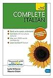 Teach Yourself Complete Italian (1444177311) by Vellaccio, Lydia