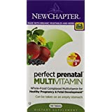 New Chapter Perfect Prenatal Multivitamin, 192 Tablets, Packaging May Vary