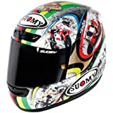 Suomy Apex Capirex Limited Edition Helmet (Multi Colored, Large)