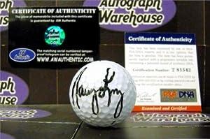 Nancy Lopez autographed Golf Ball (PSA) - Autographed Golf Balls by Sports Memorabilia