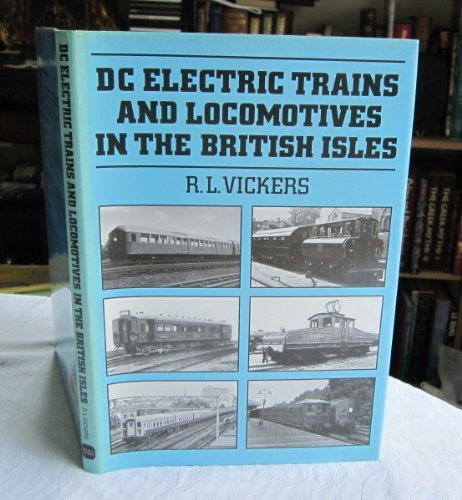 Dc Electric Locomotives And Trains In The British Isles