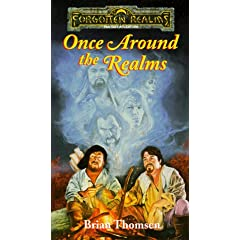 Once Around the Realms (Forgotten Realms) by Brian Thomsen