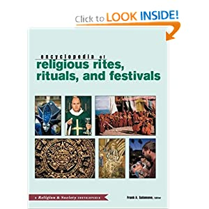 Amazon.com: Routledge Encyclopedia of Religious Rites, Rituals and ...