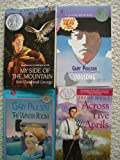 Newbery Honor Set (My Side of the Mountain, Dogsong, Winter Room, Across Five Aprils)