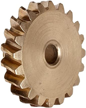 Martin Worm Gear, 14.5 Degree Pressure Angle, Cast Iron, Inch