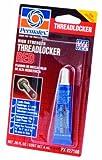 Permatex  27100 High Strength Threadlocker Red, 6 ml