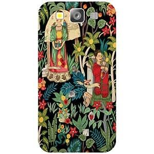 Samsung Galaxy S3 Artistic Matte Finish Phone Cover - Matte Finish Phone Cover