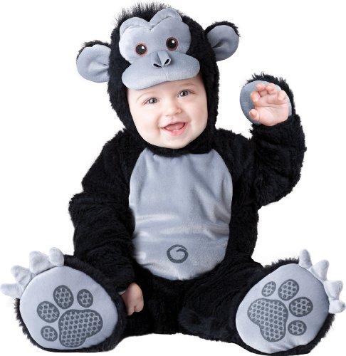 InCharacter Costumes Baby's Goofy Gorilla Costume