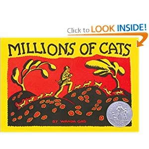 millions of cats gift edition picture puffin books wanda gag images of cats 300x300