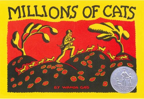 Millions of Cats (Gift Edition) (Picture Puffin Books), Wanda Gag