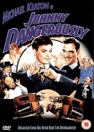 Johnny Dangerously - Dvd [UK Import]