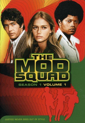 DVD : Mod Squad: Vol. 1-season 1 (Full Frame, 4PC, Sensormatic)