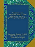 img - for American vines (resistant stock) : their adaptation, culture, grafting and propagation book / textbook / text book