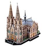 3D Puzzles Cologne Cathedral Germany