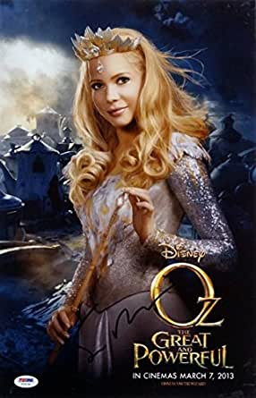 Sam Raimi OZ The Great And Powerful Signed 11x17 Photo Director Disney