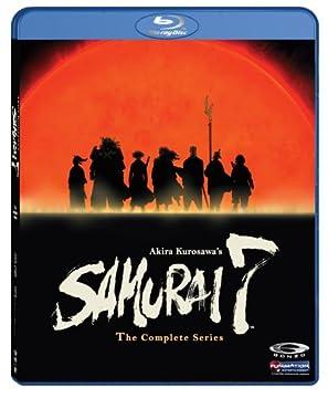 Samurai 7: The Complete Series [Blu-ray] [Import]
