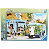 Ravensburger Happy Days at Work No. 3 -The Baker, 500pc Jigsaw Puzzle