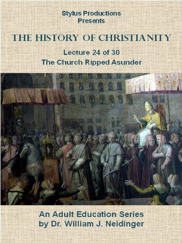 History of Christianity.  Lecture 24 of 30. The Church Ripped Asunder. (Church Split compare prices)