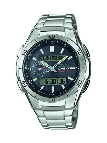 Casio - WVA-M650D-1AER - Wave Ceptor - Montre Homme - Quartz Analogique 02300357c47