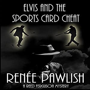 Elvis and the Sports Card Cheat Audiobook