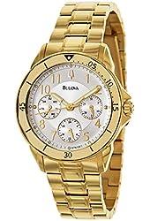 Bulova Bracelet Women's Quartz Watch 97N109