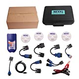 Nexiq Usb Link 125032 (Nexiq 125032)+ Software Diesel Truck Diagnostic Interface with All Installers
