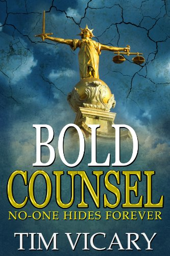 Book: Bold Counsel (The Trials of Sarah Newby) by Tim Vicary