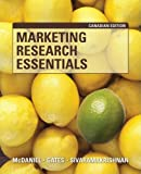 img - for Marketing Research Essentials, Canadian Edition book / textbook / text book