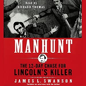 Manhunt Audiobook