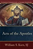 img - for Acts of the Apostles (Catholic Commentary on Sacred Scripture) book / textbook / text book