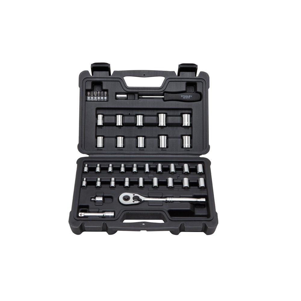 Stanley STMT71648 40-Piece Socket Set - Hand Tool Sets - Amazon.com