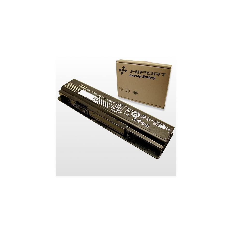 Hiport Laptop Battery For Dell 451 10673 Laptop Notebook Computers