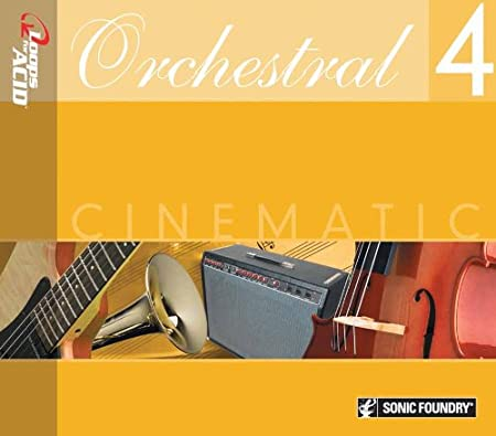 Orchestral 4: Rock & Pop