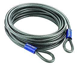 Cable Lock/Pull Flex Stl 30ft