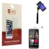 DMG Ultra Clear Anti-Glare Anti-Scratch Anti-Fingerprint Screen Protector For Micromax Yureka AO5510 + Selfie...