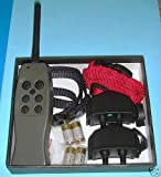 Remote Control Training Collar for 2 Dogs with Vibration and 3 Levels of Shock