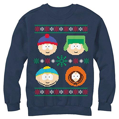 South Park: Boys Snowflakes Sweatshirt