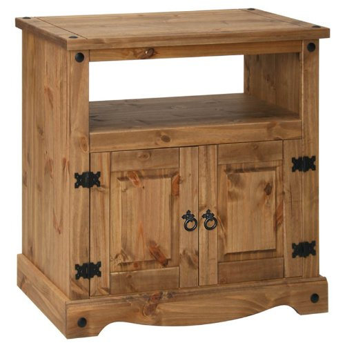 Corona Solid Pine TV Cabinet CR909