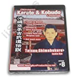 Isport VD6965A Okinawan Karate And Kobudo Legends No. 8 Tatsuo Shimabukuro No. Rs-0614