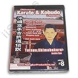 Isport VD6965A Okinawan Karate And Kobudo Legends No. 8 Tatsuo Shimabukuro No. Rs-0614
