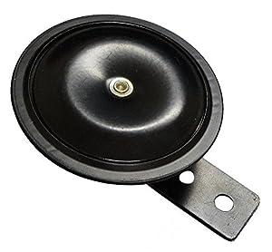 aerzetix trompe de klaxon 12v avertisseur sonore pour auto moto voiture bateau. Black Bedroom Furniture Sets. Home Design Ideas