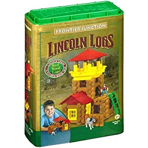 lincoln logs instructions pdf