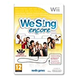 We Sing Encore (Wii)by Nordic Games