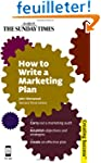 How to Write a Marketing Plan: Carry...