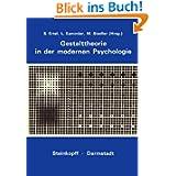 Gestalttheorie in der Modernen Psychologie: Wolfgang Metzger zum 75. Geburtstag