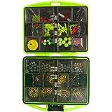 1pc combinaison d'accessoires pêche hameçons / plombs / Emerillons