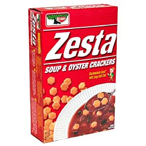 Zesta Soup & Oyster Crackers, 11-Ounce Boxes (Pack of 12)
