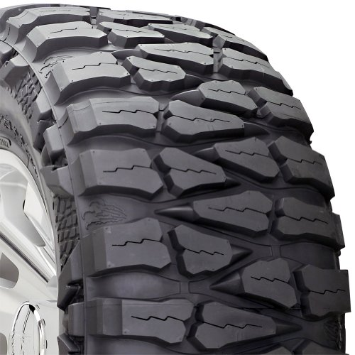 Nitto Mud Grappler All-Terrain Tire - 33/1250R17